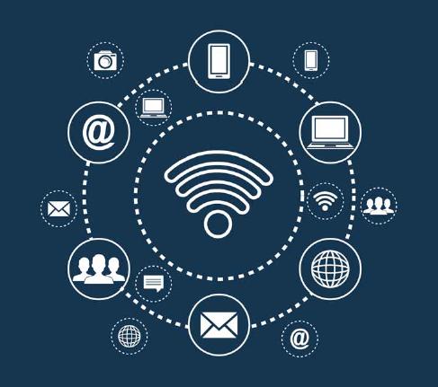 Smart Building, Sensoring en Internet of Things